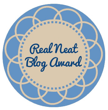 [ Real Neat Blog Award ]