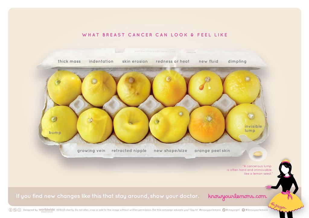 Ladies, Know Your Lemons!