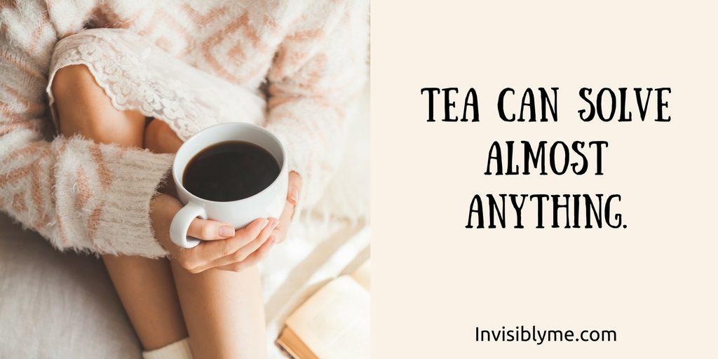 Tea, Lovely Tea!