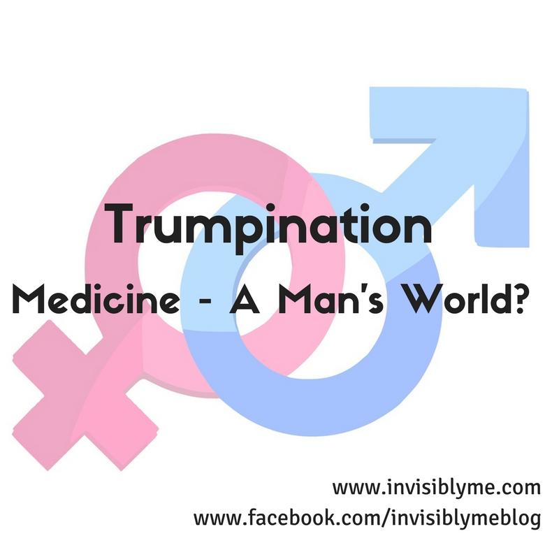 Trumpination – A Man's World?