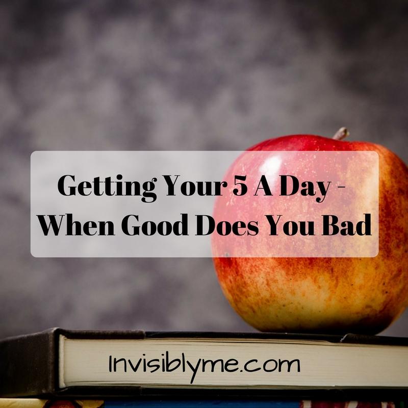 Fruit & Veg – Can Something Good Do You Harm?