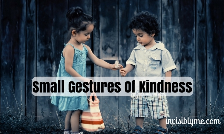 Small Things To Spread Smiles
