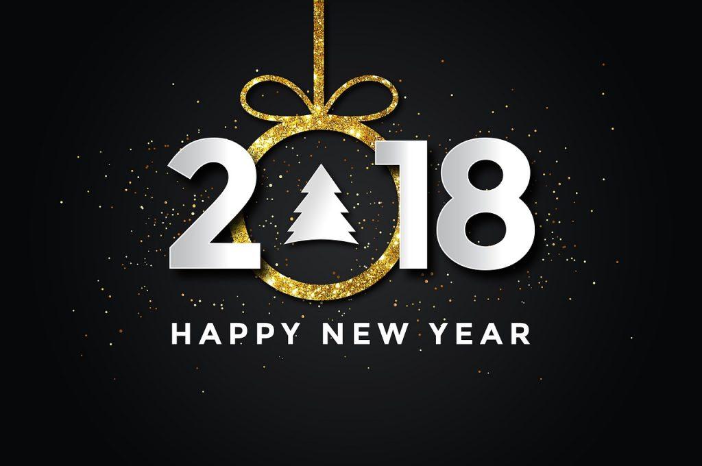Helloooooo 2018!