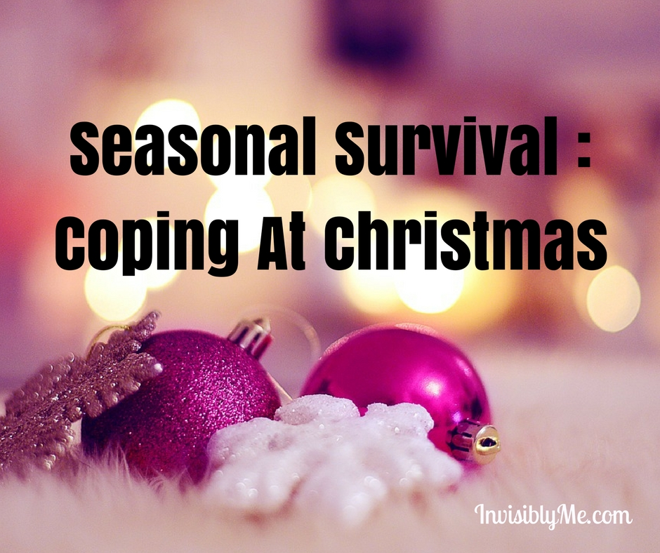Seasonal Survival : Coping At Christmas Time