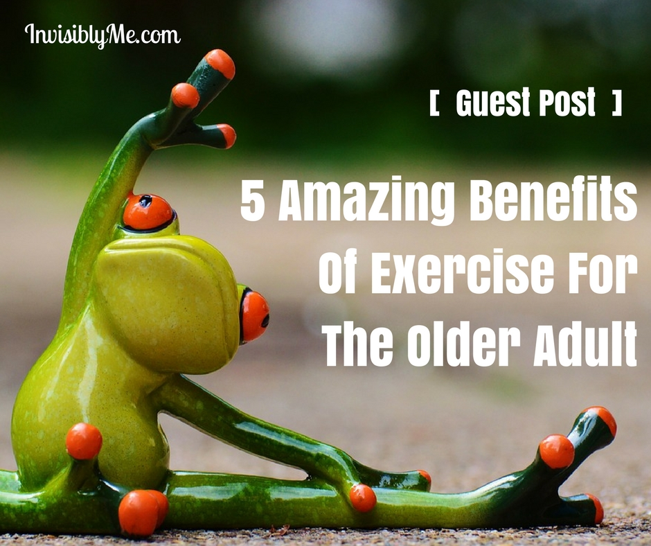 5 Amazing Benefits Of Exercise For The Older Adult