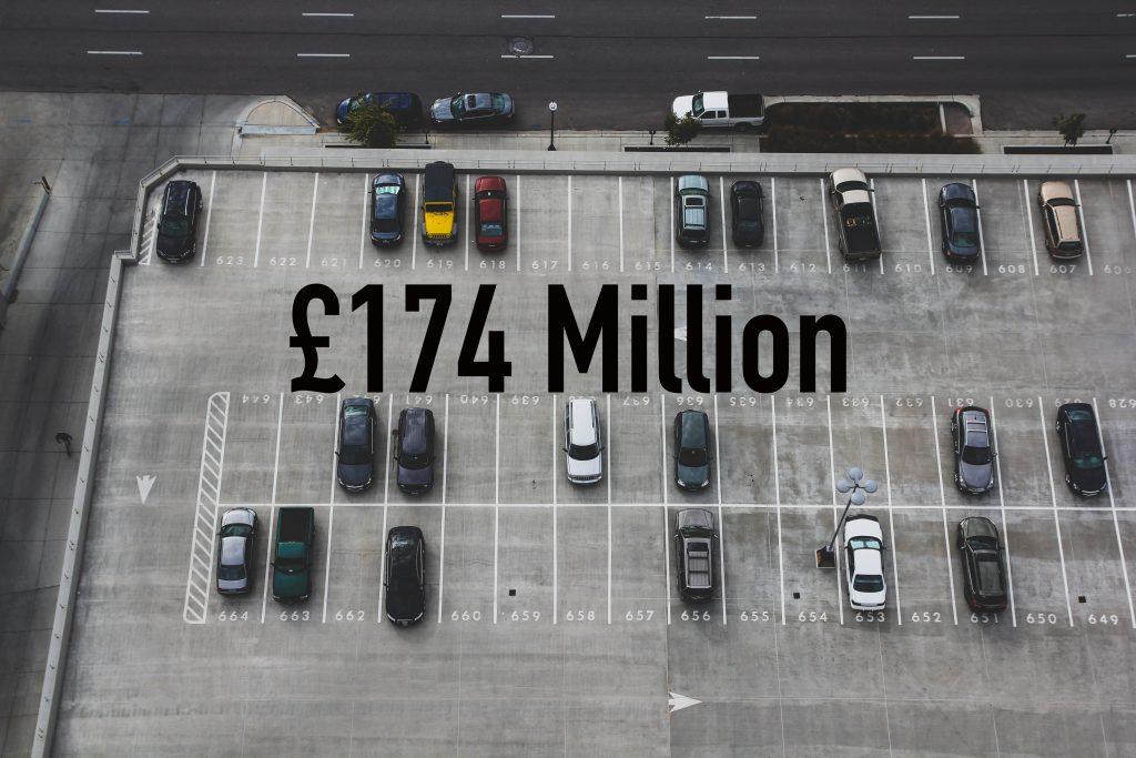 "£174 Million – The Parking ""Tax On Sickness"""