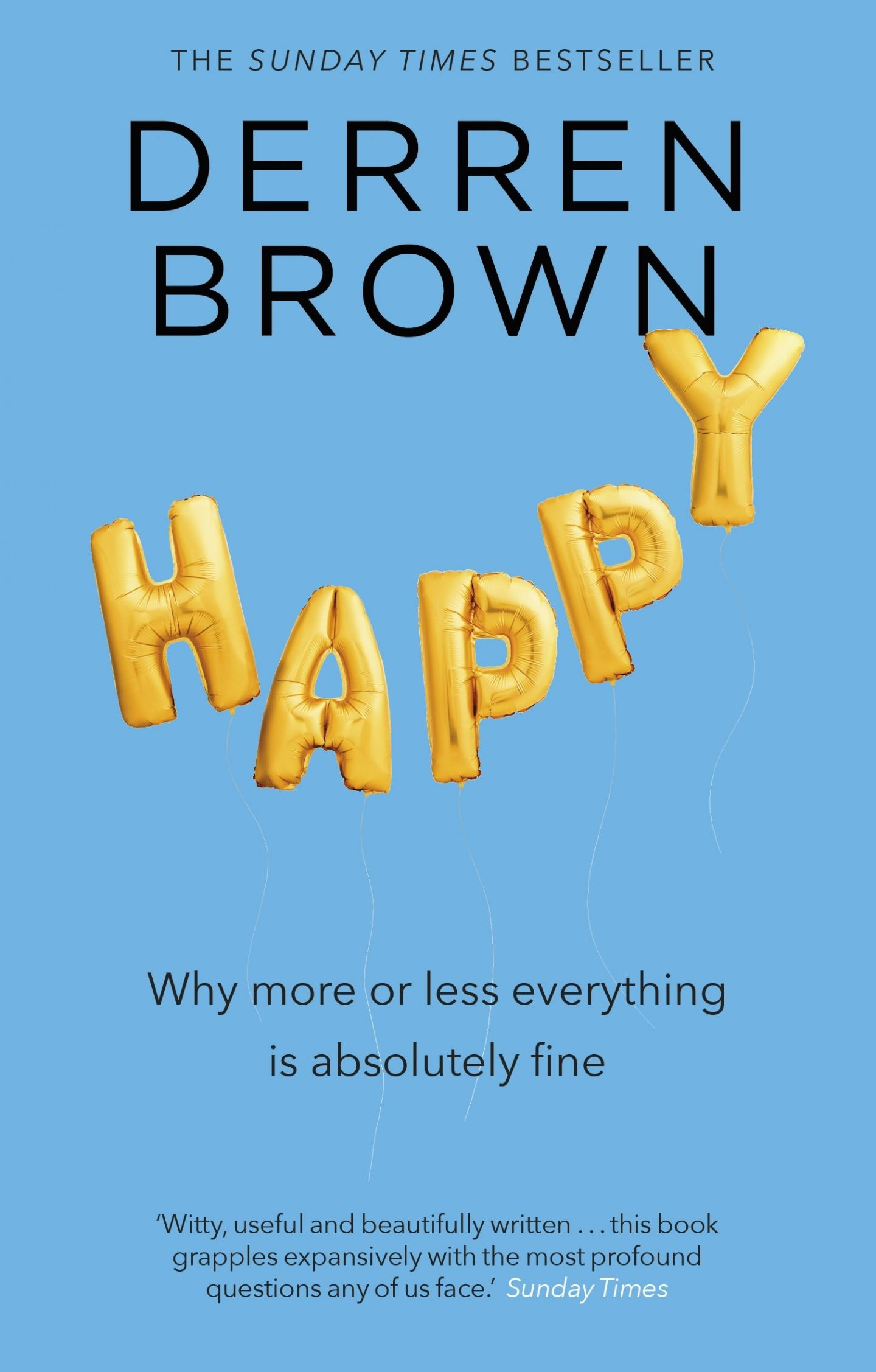 Getting Happy With Derren Brown