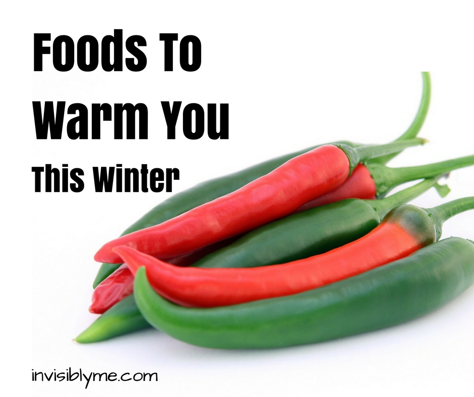 [ Guest Post ] Keep Yourself Warm Eating 5 Foods This Winter