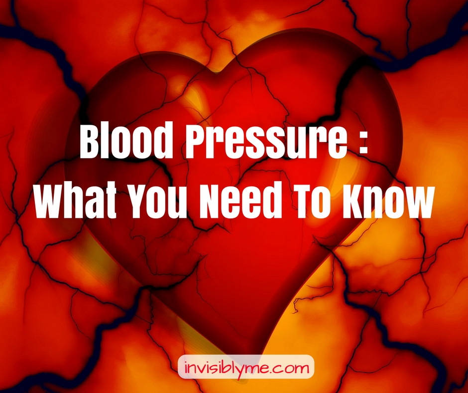 Blood Pressure : What You Need To Know