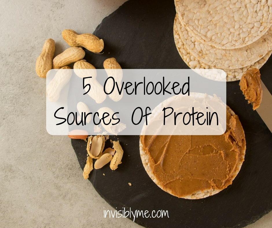 5 Overlooked Sources of Protein