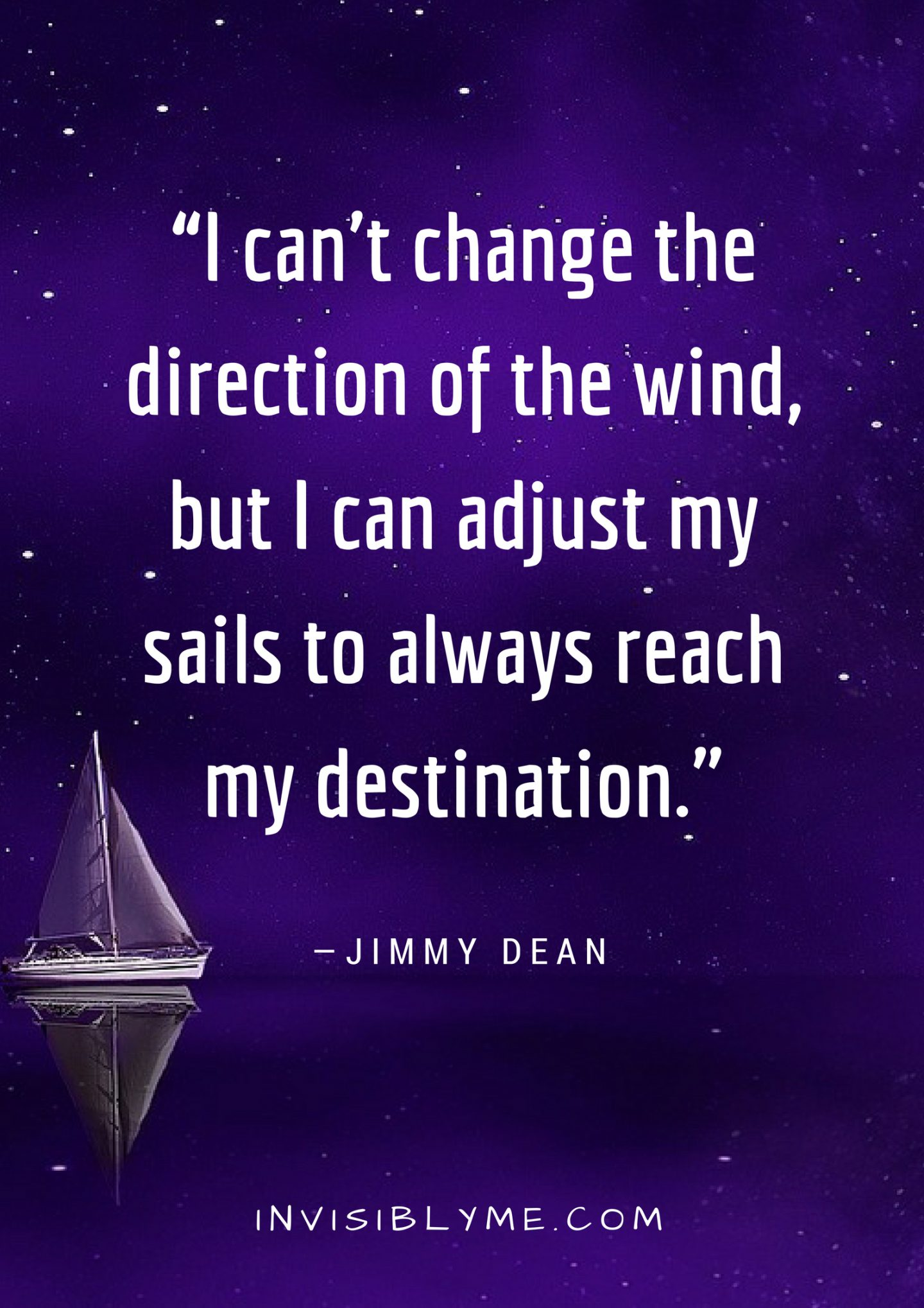 Monday Motivation : Adjust Your Sails