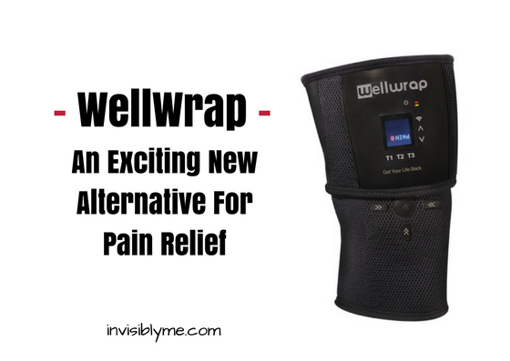 WellWrap – Exciting Non-Invasive, Safe, Opioid Alternative Technology