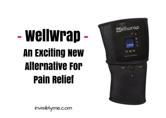 WellWrap – Exciting Non-Invasive, Safe, Opioid Alternative Technology