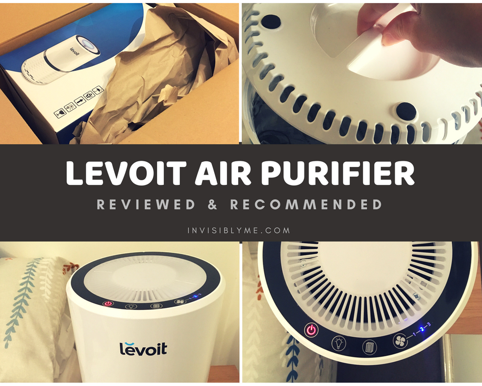 Levoit Air Purifier : Reviewed & Recommended