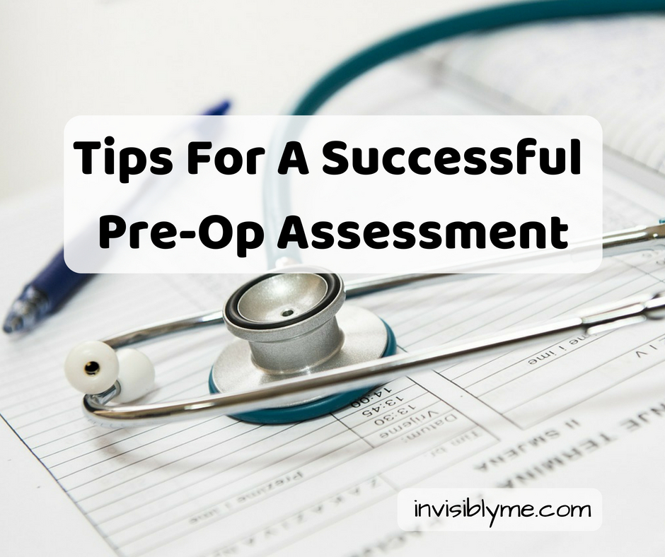 Tips For A Successful Pre-Op Assessment