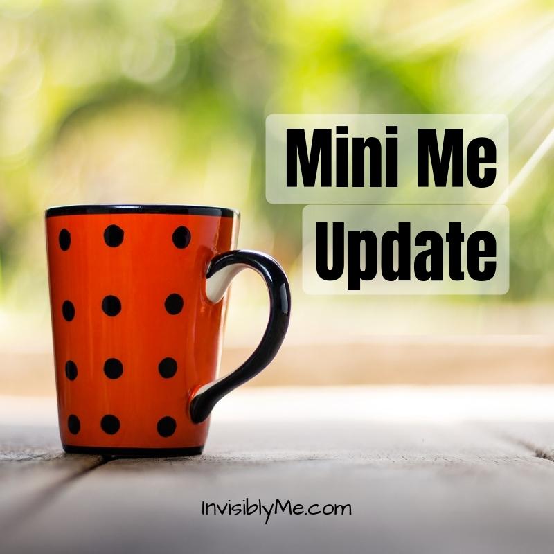 Mini Me Update [ 19/10/18 ]