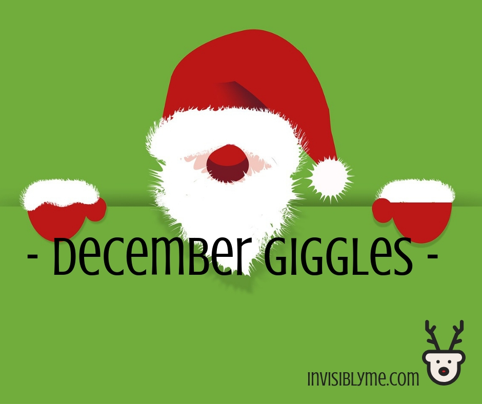 Just For Giggles – December Funnies