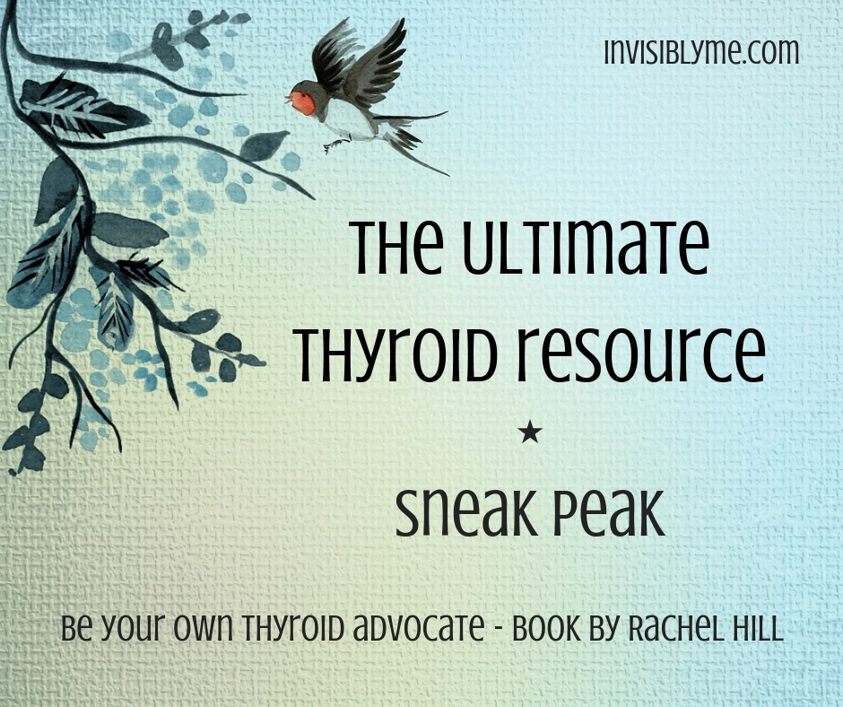 The Ultimate Thyroid Resource : Sneak Peek