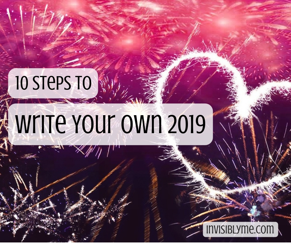 10 Steps To Write Your Own 2019