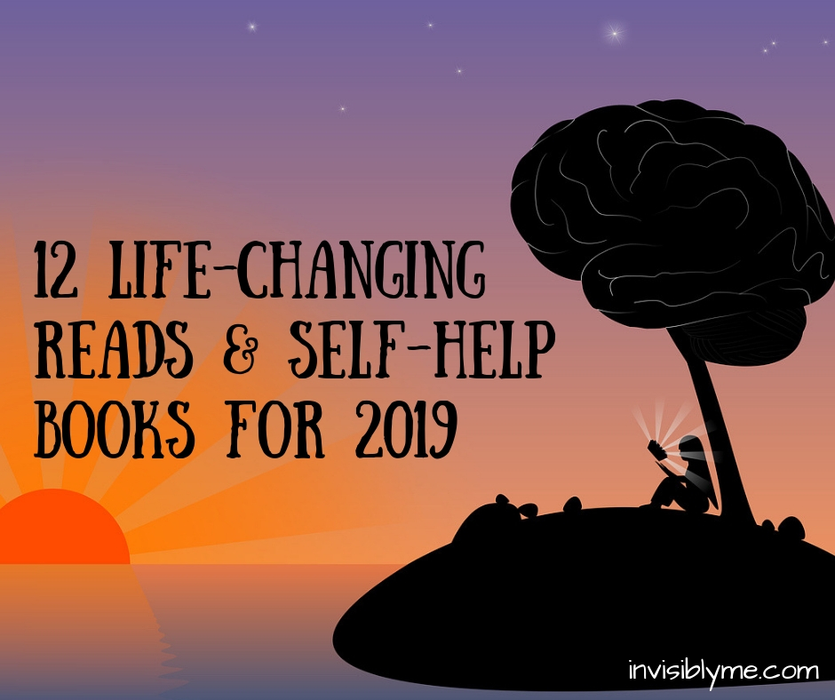 12 Life-Changing Reads & Self-Help Books For 2019
